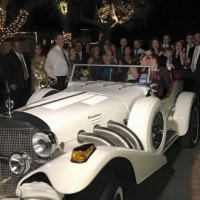 traveling in style for your big wedding day