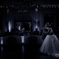 wedding facilities in Houston at night