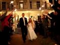 sparklers and House Estate - wedding venue photos