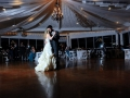 bride and groom dance - wedding venue photos