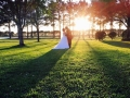 Sunset photo ops at House Plantation