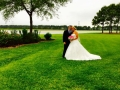 The lake and grounds of House Plantation wedding venue