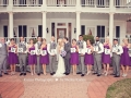 march wedding parties at House Plantation