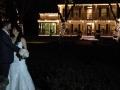 night wedding at House Estate - wedding venue photos