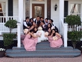wedding party House Plantation wedding venue