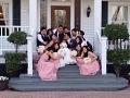 wedding party House Estate wedding venue