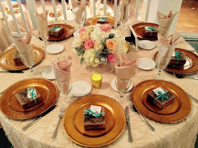 wedding gifts - wedding venue photos