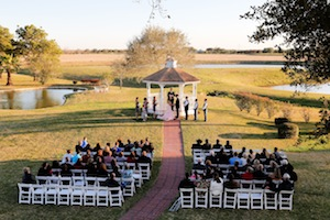 Outdoor wedding images photo gallery - click image to view