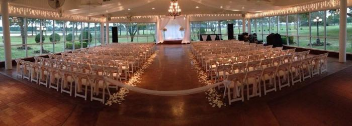 indoor day weddings house plantation