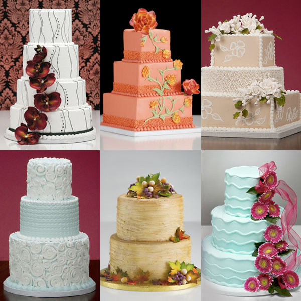 Wedding Cakes, Photos & Ideas