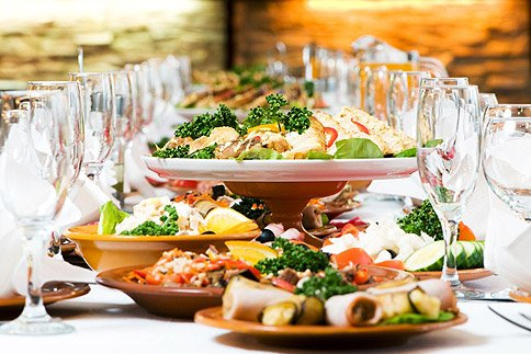 wedding catering houston