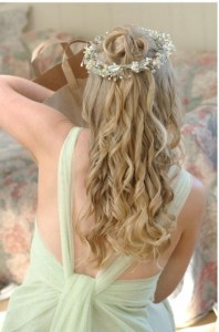wedding hairstyle down1