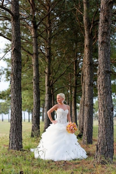 wedding dress comfort