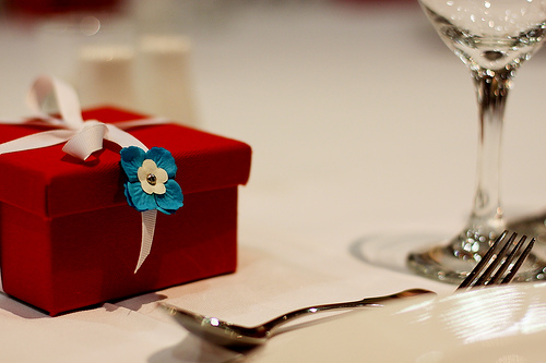 special wedding gift
