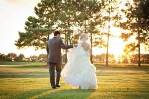 house plantation wedding dress