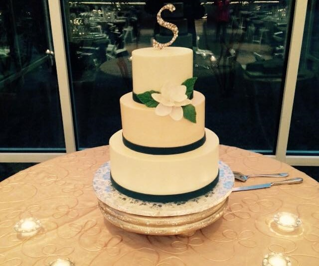 wedding cake houston