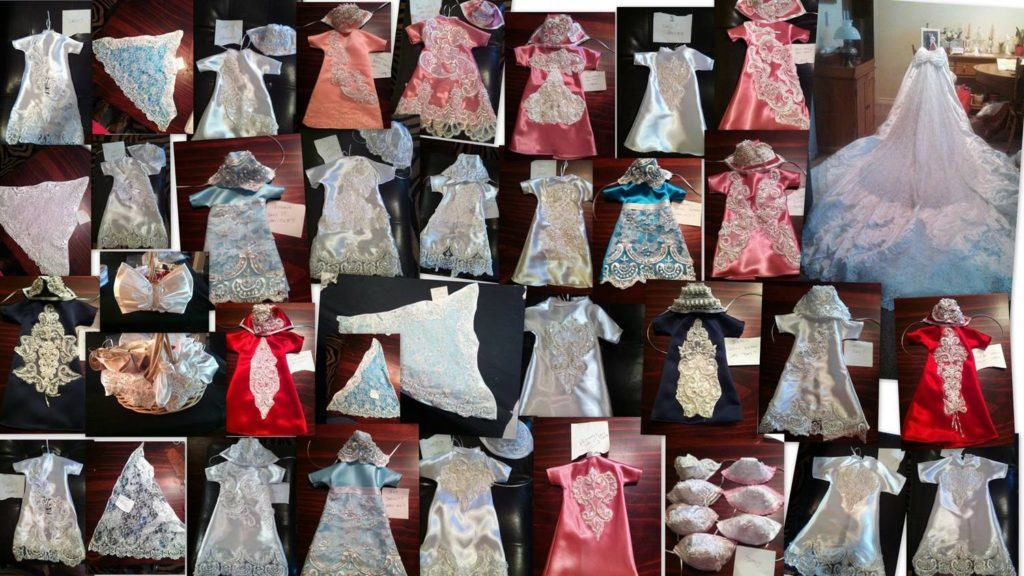 photo relating to Printable Angel Gown Patterns named Angel Gowns by means of Diane in just Houston, TX Residence Estate