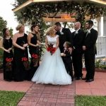 beautiful attire for your wedding day in houston
