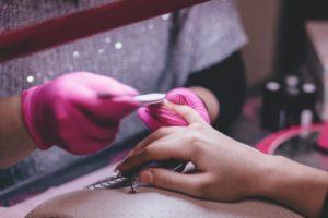 bridal beauty tips manicure