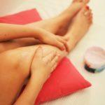 woman legs relaxation beauty wedding
