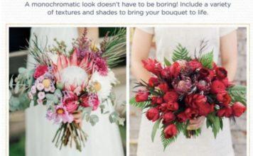 Protea flower Bouquets