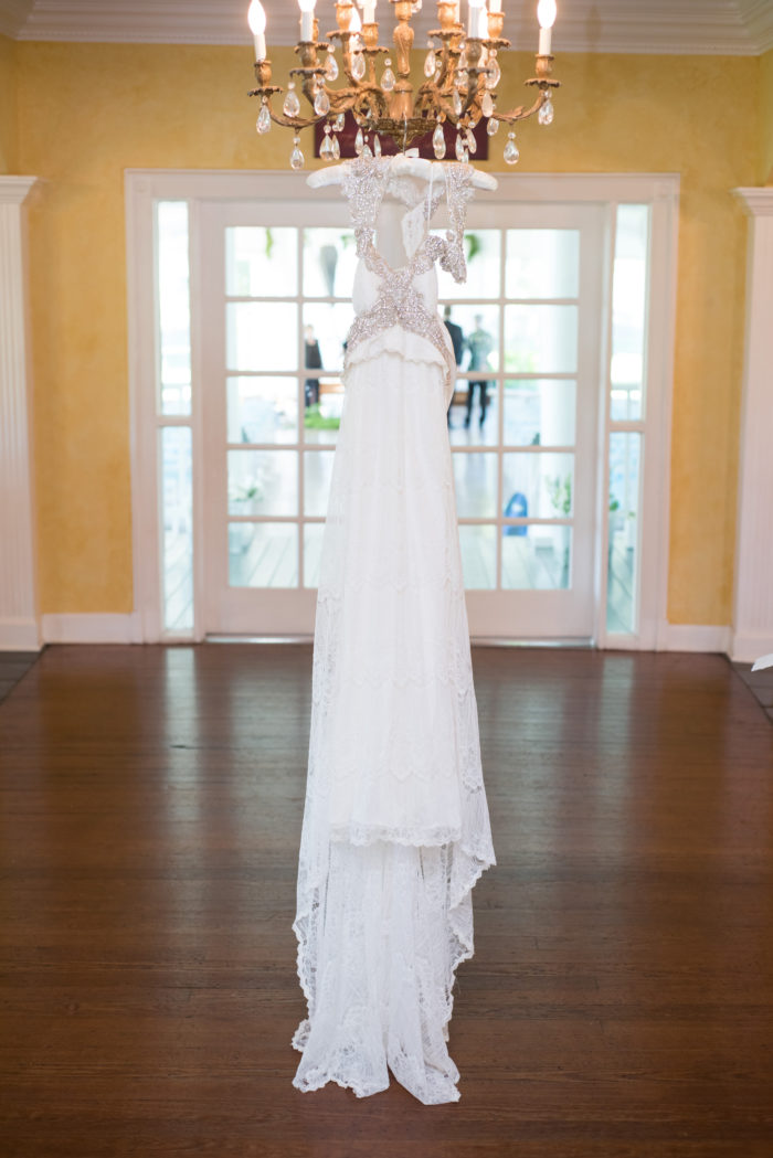 Beautiful Wedding Gown at The House Estate