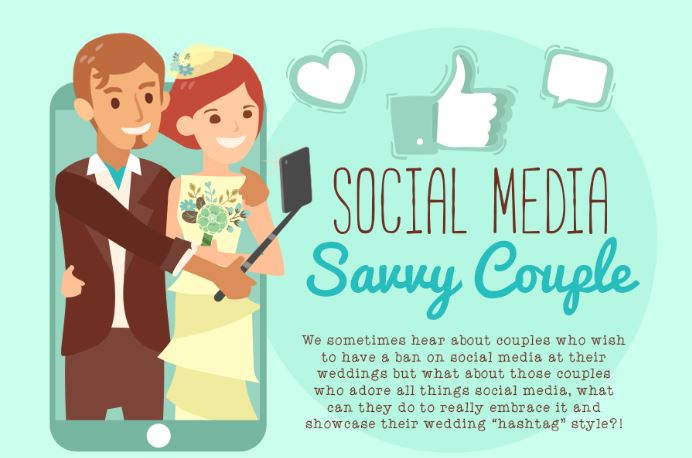 2018 Top Social Media Wedding Trends House Estate Houston