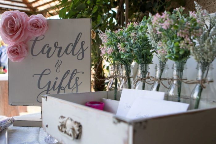 Eco friendly wedding gift cards House Estate