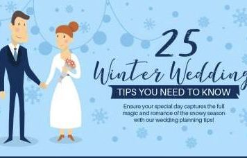 winter wedding tips 2019