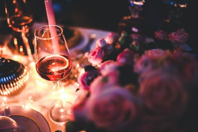 bachelorette party in House Estate Houston