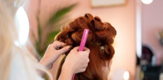 simple wedding hair styles