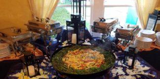Scrumption vegetable display at House Estate