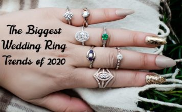 The Biggest Engagement & Wedding Rings Trends Of 2020 - Fascinating Diamonds