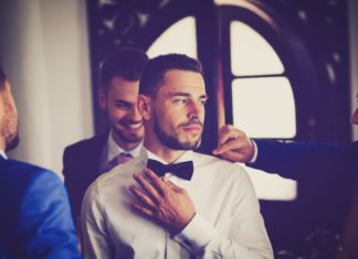 involve groom in bachelor party