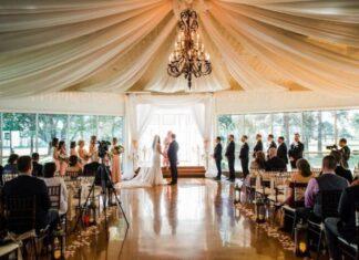 Dream Wedding House Estate Houston