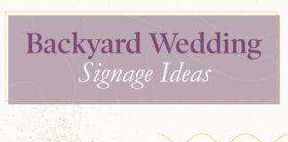 backyard-wedding-signage-ideas